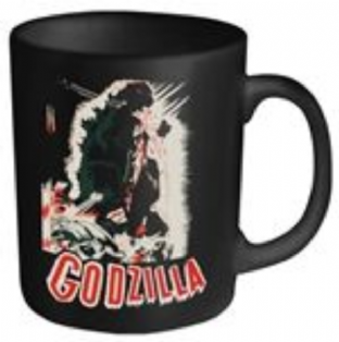 GODZILLA, GODZILLA (POSTER) - MUG (11oz) (Brand New Sealed In Box)